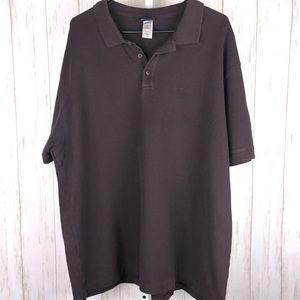 Patagonia Brown Polo Shirt Size XL